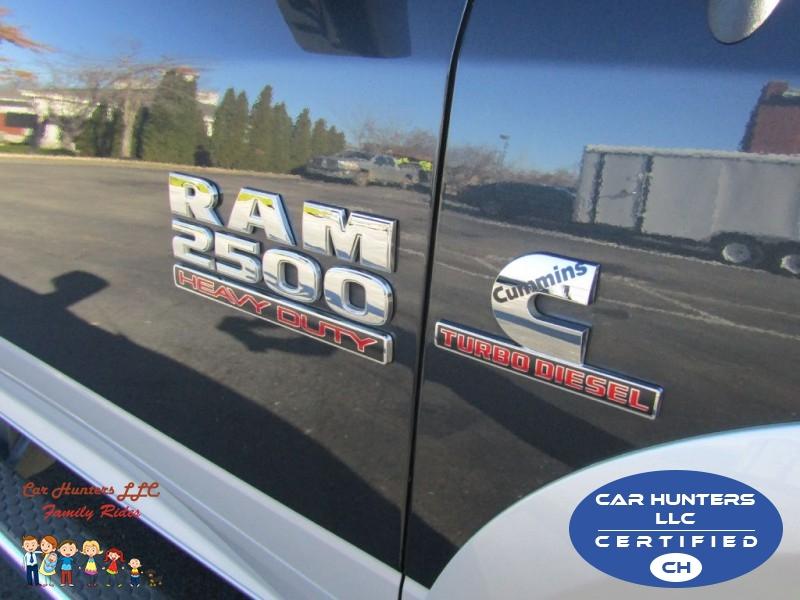 RAM 2500HD DIESEL 2016 price $33,985