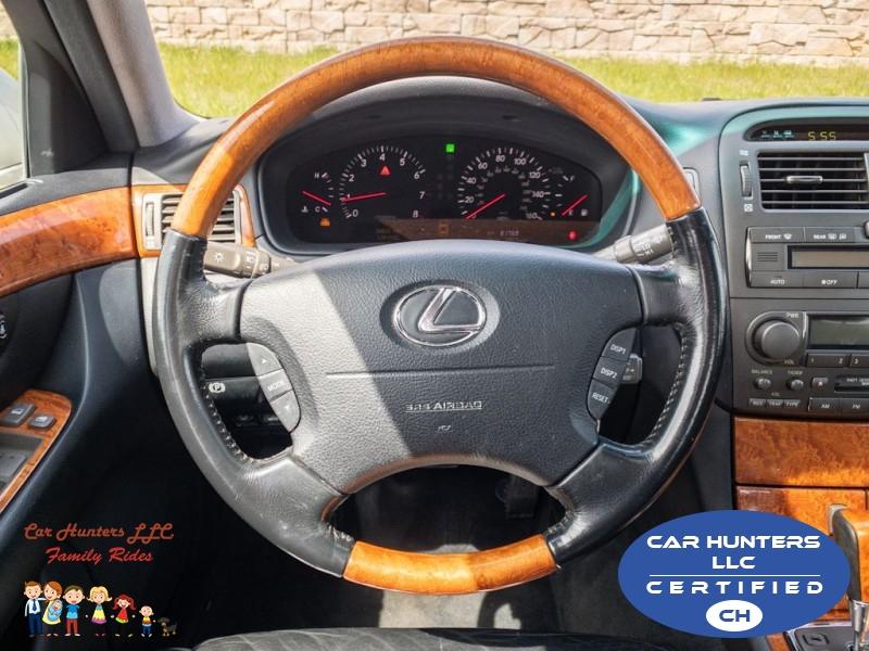 LEXUS LS 430 2002 price $6,999