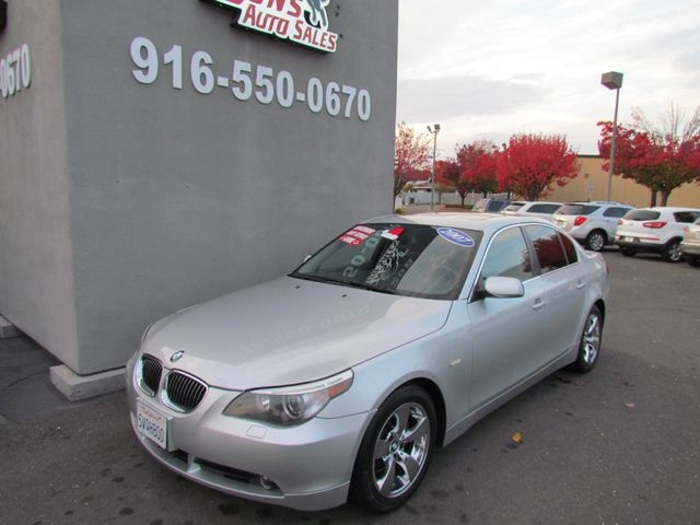 BMW 525i 2007 price $6,995