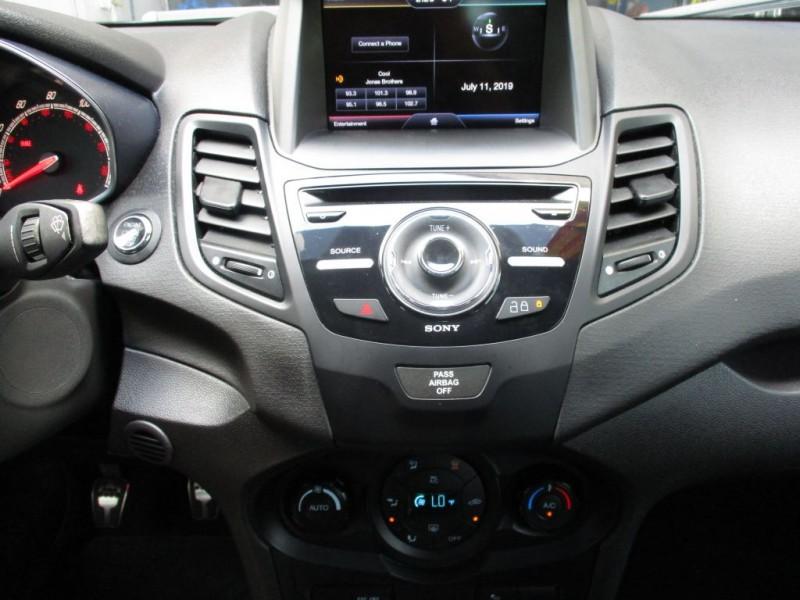 Ford Fiesta 2014 price $11,899