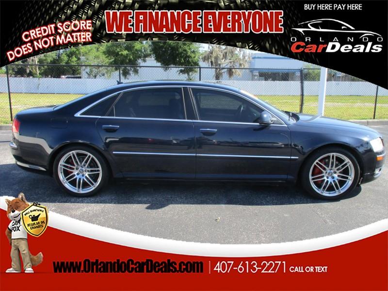 Audi A8 L 2009 price $10,999
