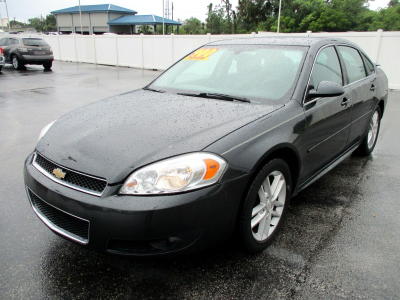 Chevrolet Impala Limited 2016 price $10,999