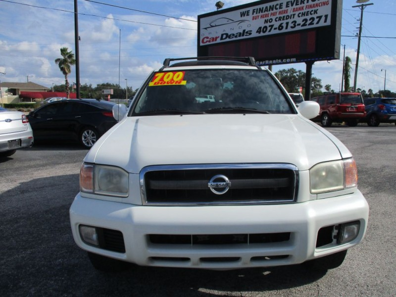 Nissan Pathfinder 2003 price $700 Down