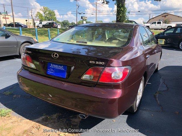 LEXUS ES 2004 price