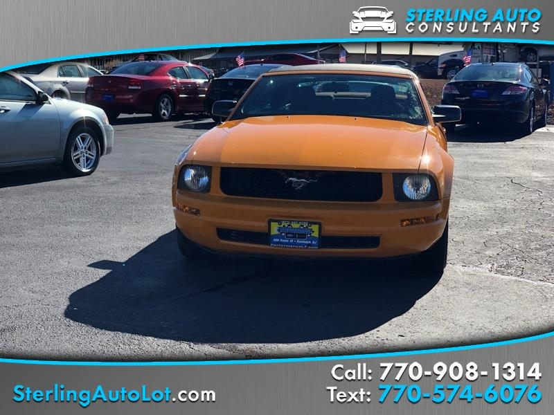 Ford Mustang 2008 price $11,294