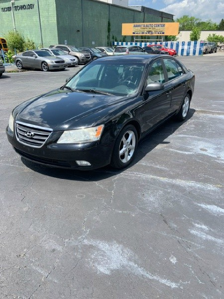 Hyundai Sonata 2009 price $7,294