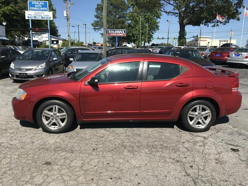 DODGE AVENGER 2008 price Call for Pricing.