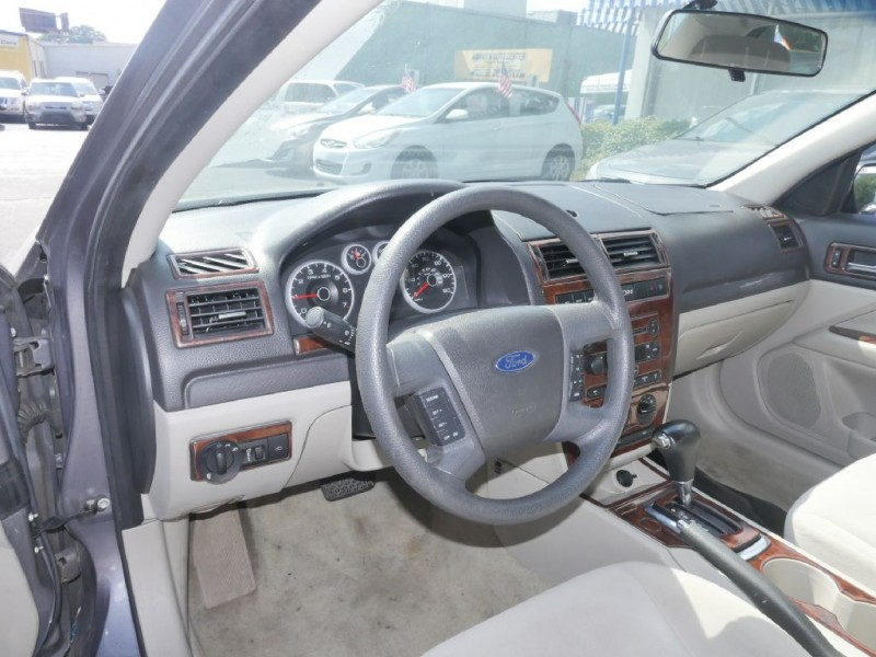 FORD FUSION 2007 price $8,294