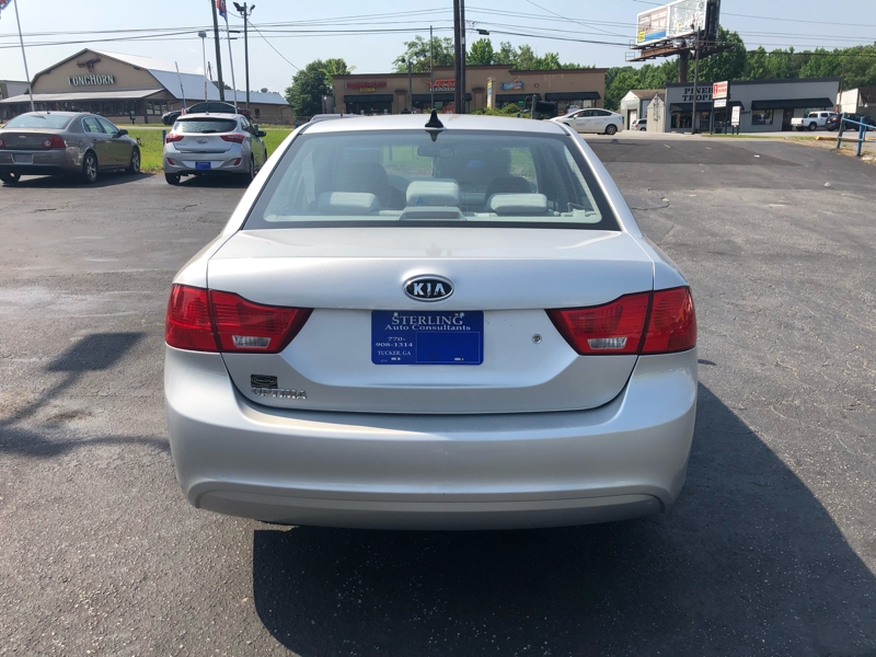 Kia Optima 2010 price $8,794