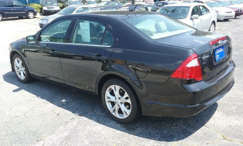 FORD FUSION 2012 price $9,294