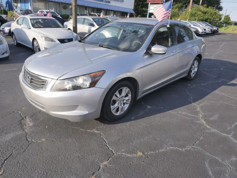 HONDA ACCORD 2008 price $10,294