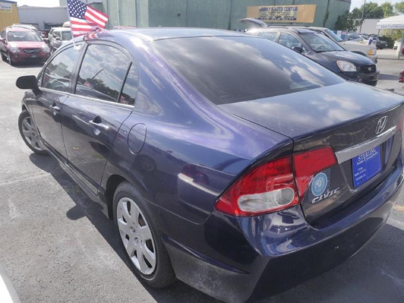 HONDA CIVIC 2009 price $9,294