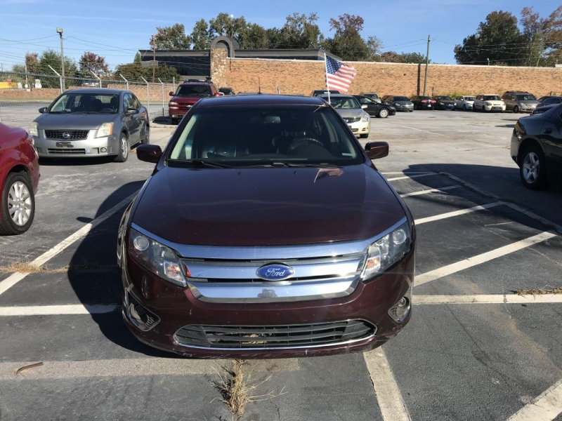 FORD FUSION 2011 price $9,294