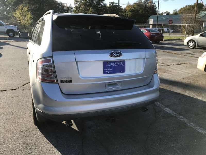 FORD EDGE 2008 price $10,294