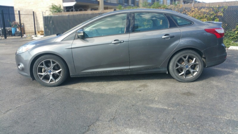 Ford Focus 2013 price $5,700