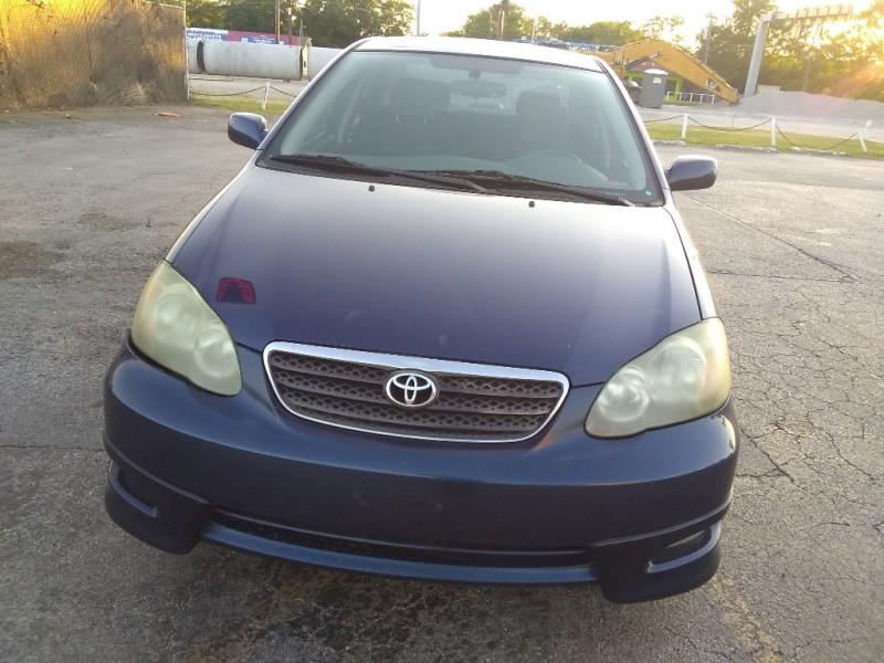 Toyota Corolla 2008 price $3,800