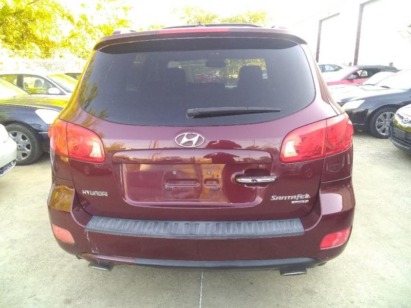 Hyundai Santa Fe 2007 price $3,900
