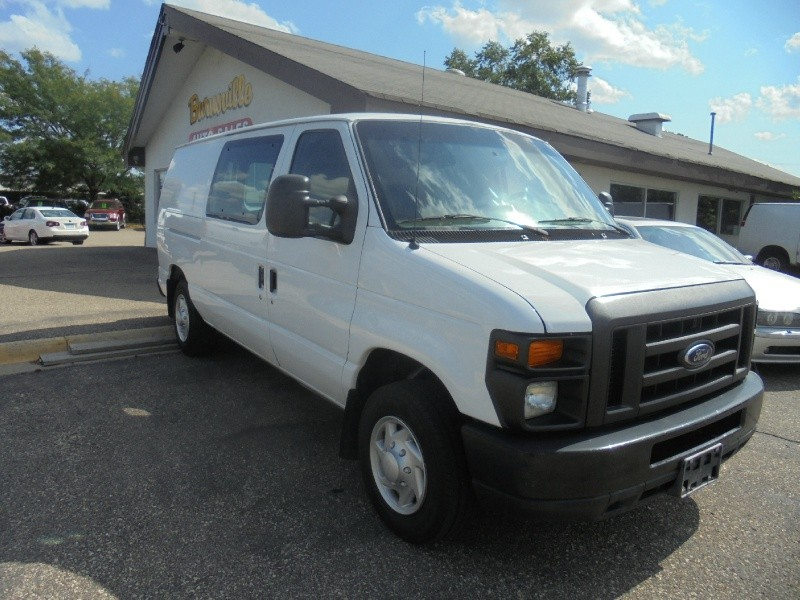 Hybrid Pickup Truck >> 2008 FORD ECONOLINE E150 VAN - Inventory | Burnsville Auto Sales | Auto dealership in Burnsville ...