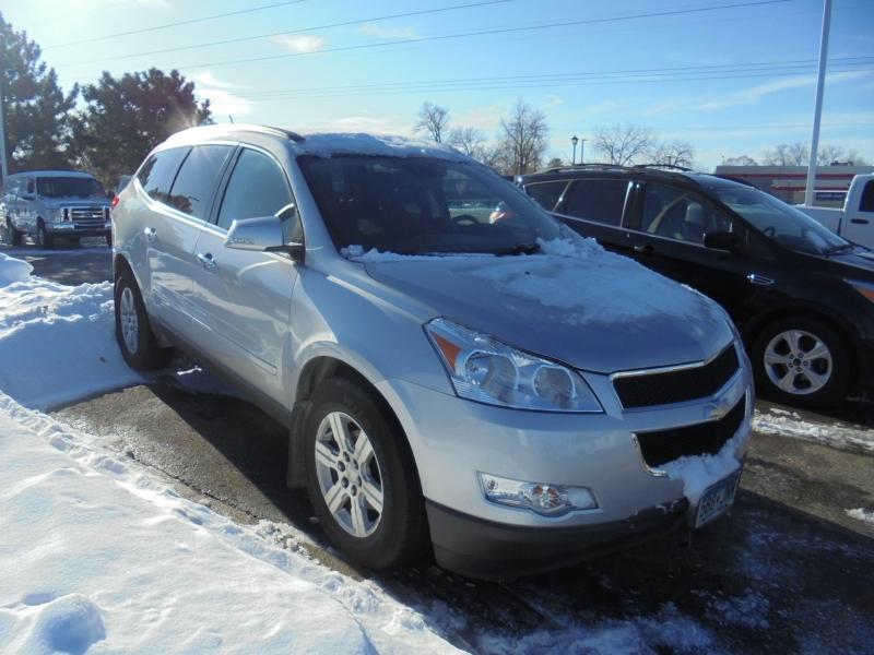 Chevrolet Traverse 2011 price $6,750