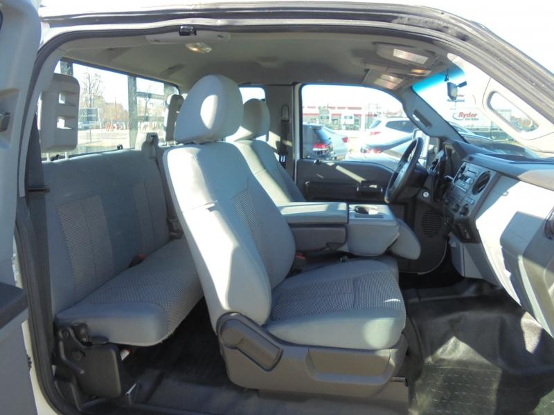 Ford Super Duty F-250 2012 price $11,950