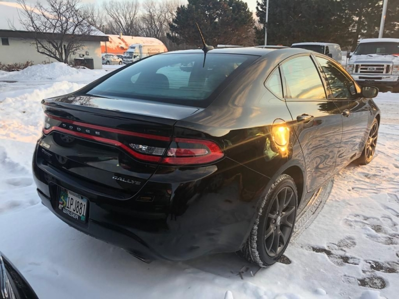Dodge Dart 2013 price $6,850