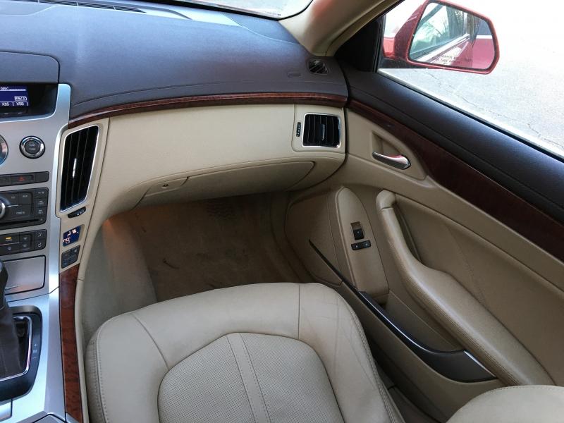 Cadillac CTS 2008 price $7,850