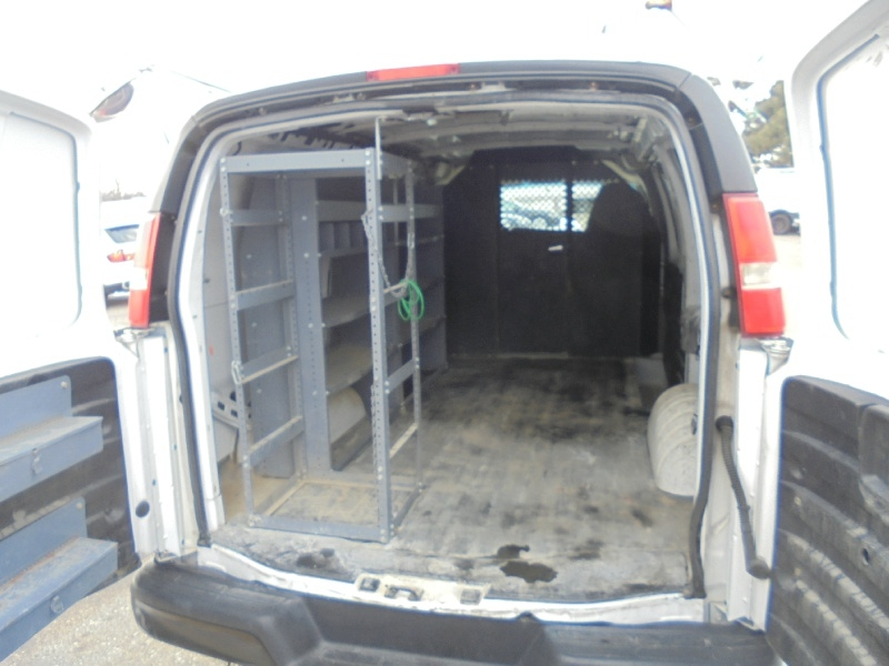 Chevrolet Express Cargo Van 2013 price Call for Pricing.