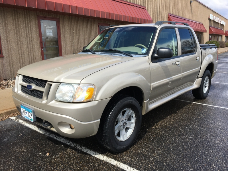 Ford Explorer Sport Trac 2005 price $6,500