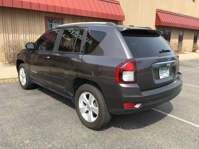 Jeep Compass 2016 price $8,950