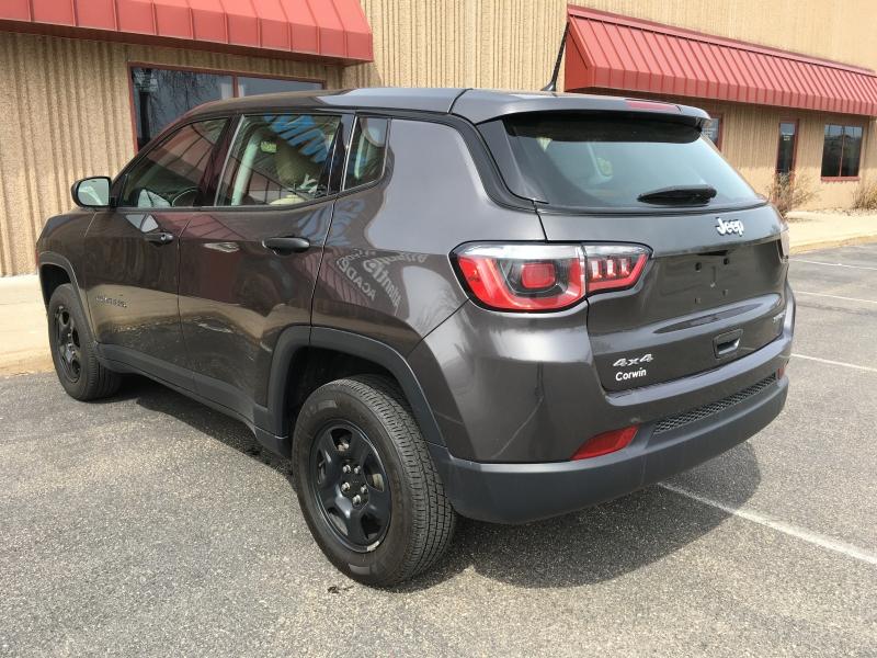 Jeep Compass 2018 price $13,350