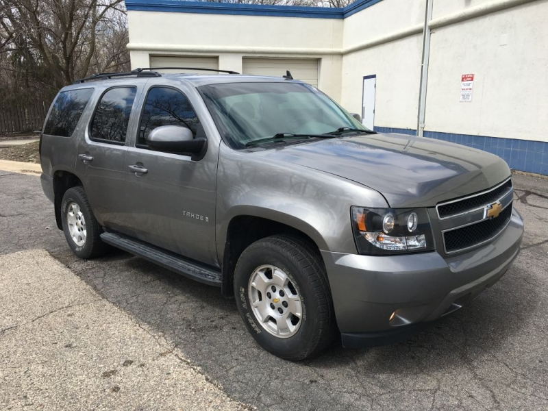 Chevrolet Tahoe 2009 price $12,950