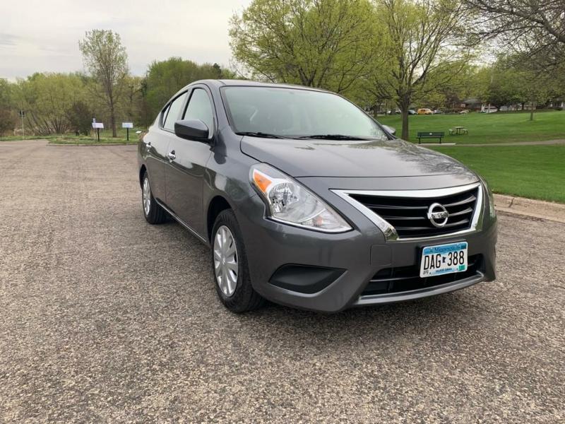 Nissan Versa Sedan 2019 price 9350