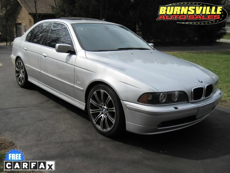 2003 BMW 5-Series