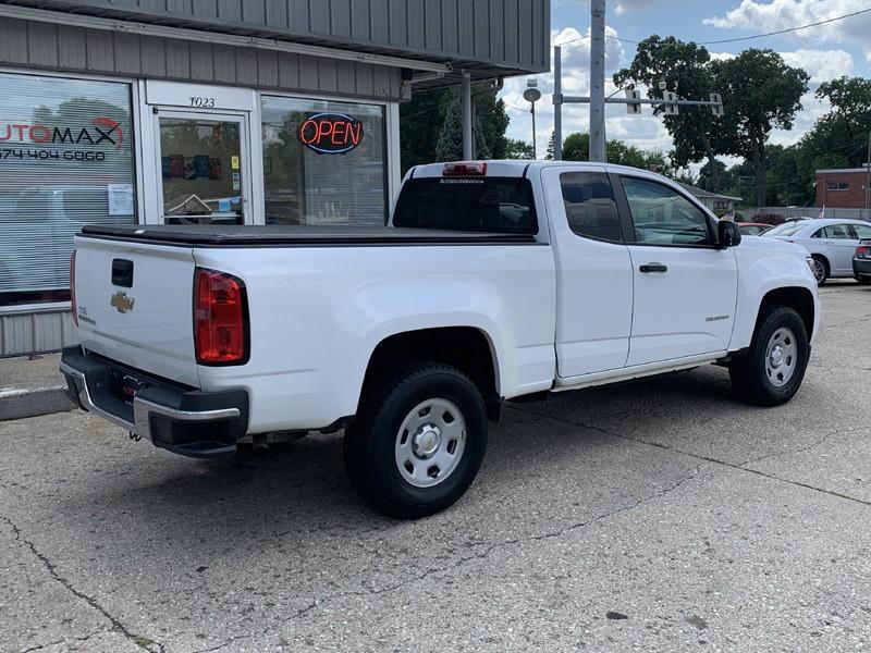 Chevrolet Colorado 2017 price $15,800