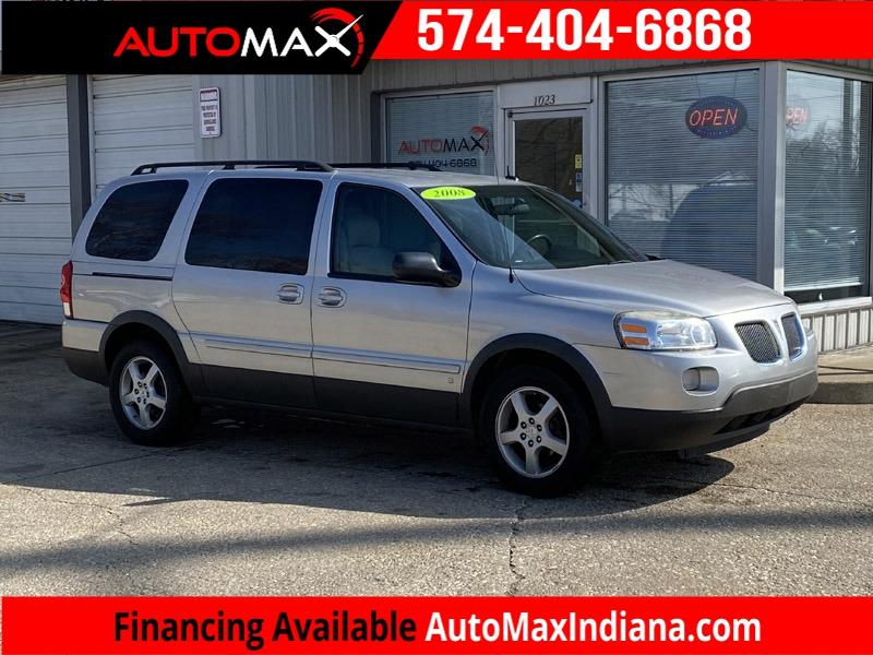 Pontiac Montana SV6 2008 price $3,895