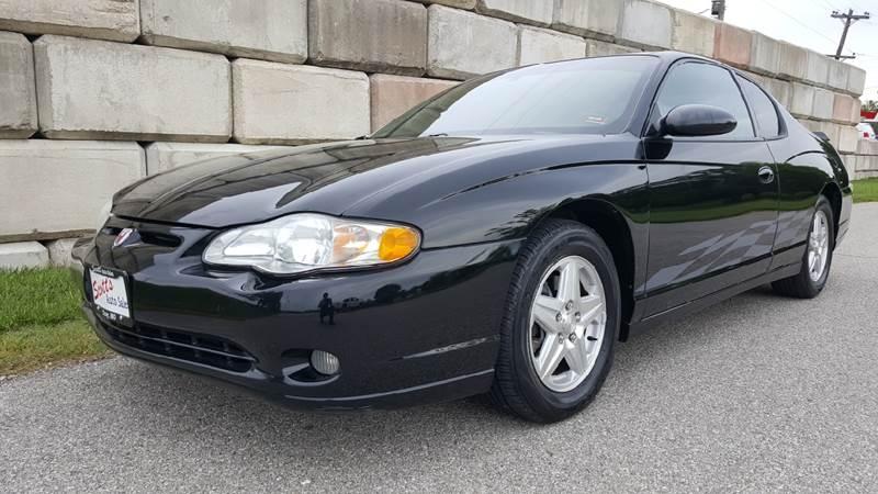 2005 Chevrolet Monte Carlo
