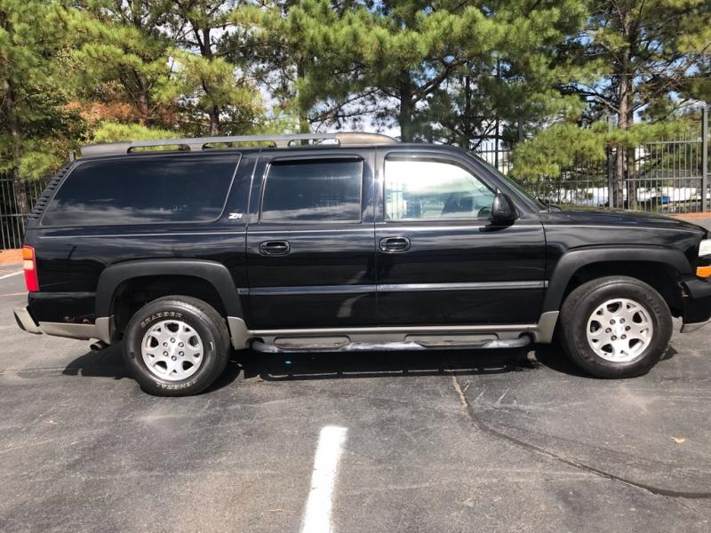 Chevrolet SUBURBAN 2002 price $4,499