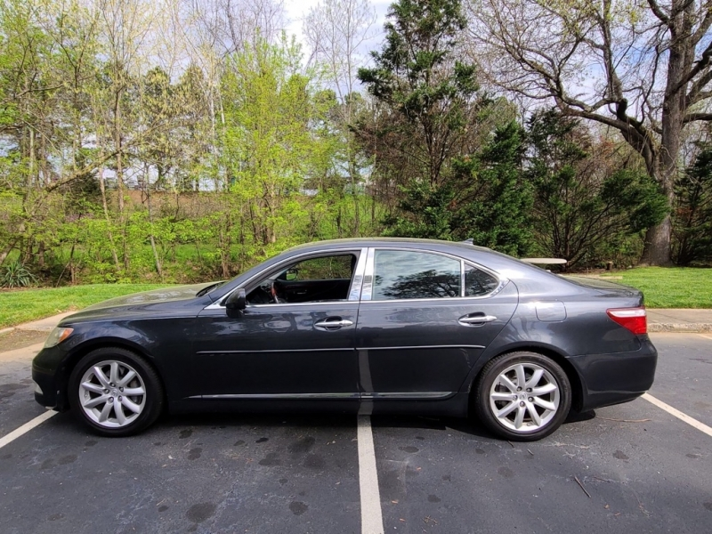 LEXUS LS 2007 price Call for Pricing.