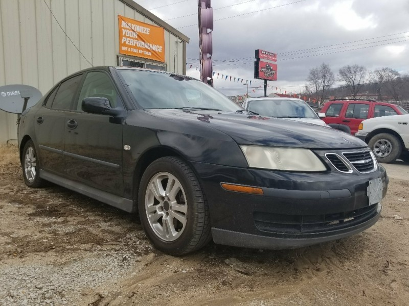 2005 Saab 9 3 4dr Sport Sdn Linear Inventory High Life Auto Auto Dealership In Fort