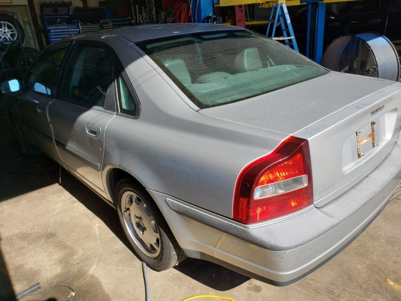2001 Volvo S80 2 9 A Sr 4dr Sdn W Sunroof Inventory High