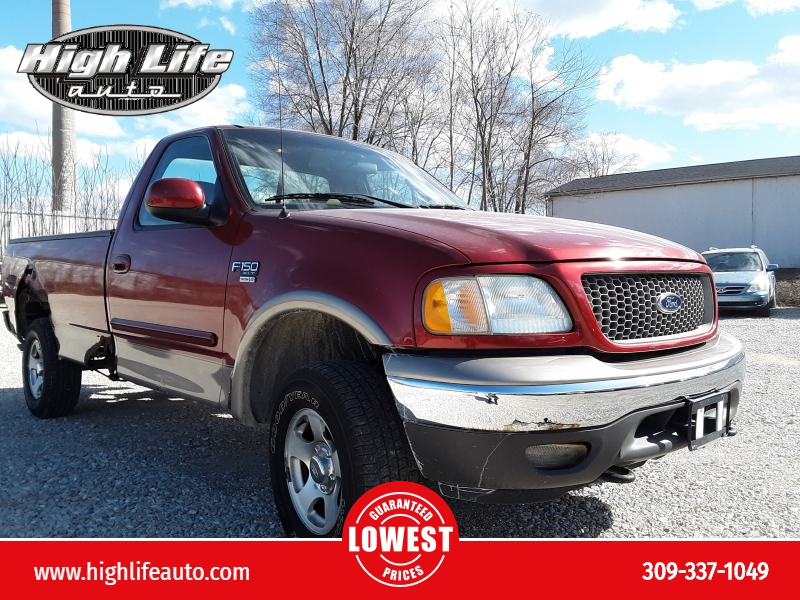 Ford F-150 2002 price $1,500