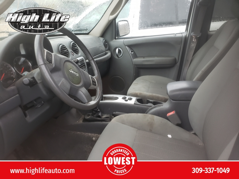 Jeep Liberty 2005 price $1,600