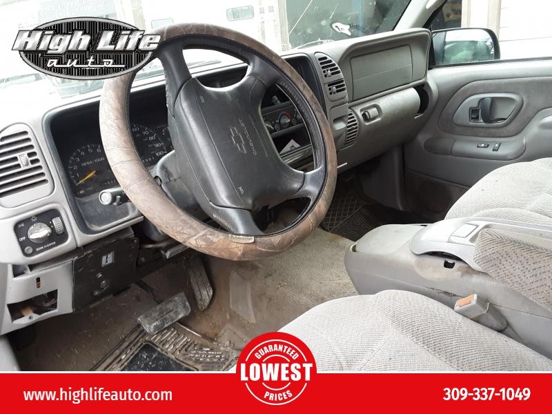 Chevrolet C/K 1500 1997 price $1,000