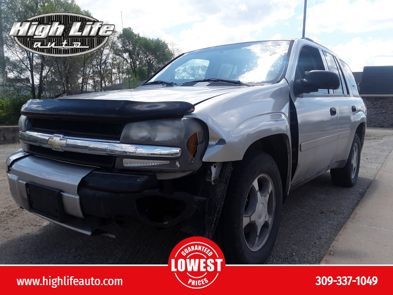 Chevrolet TrailBlazer 2008 price $2,000
