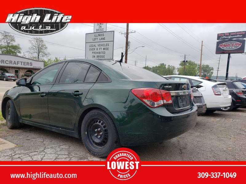 Chevrolet Cruze 2014 price $3,500