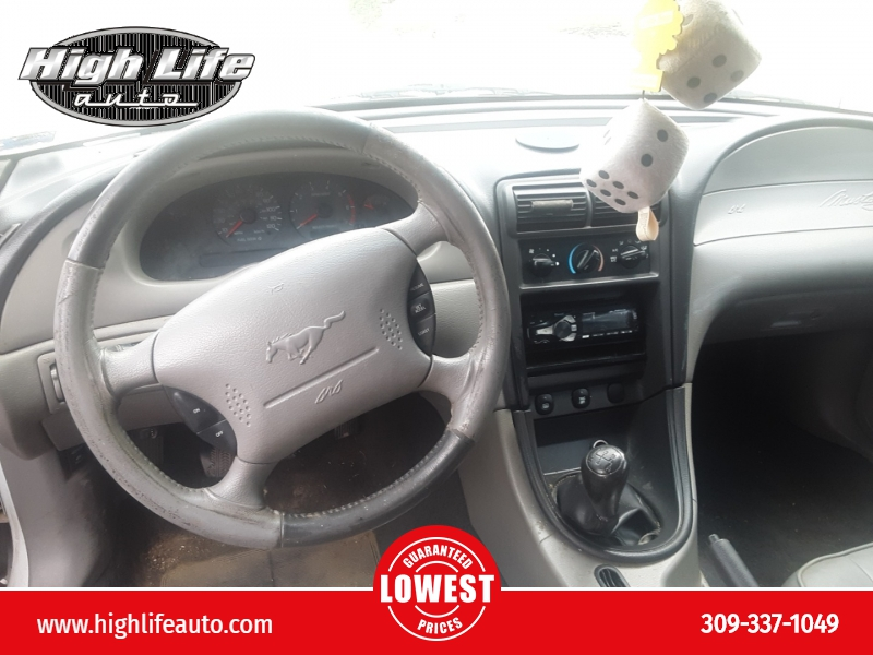 Ford Mustang 2003 price $1,500