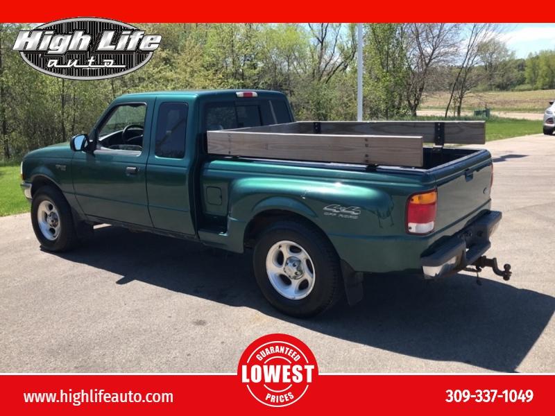 Ford Ranger 1999 price $2,200