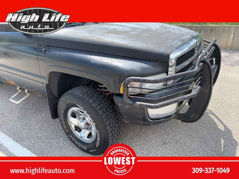 Dodge Ram 1500 1997 price $1,900