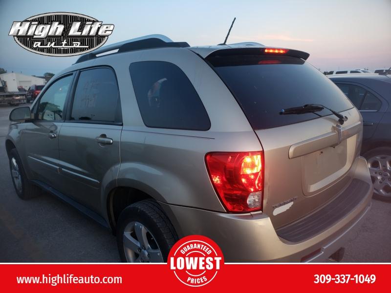 Pontiac Torrent 2007 price $1,900