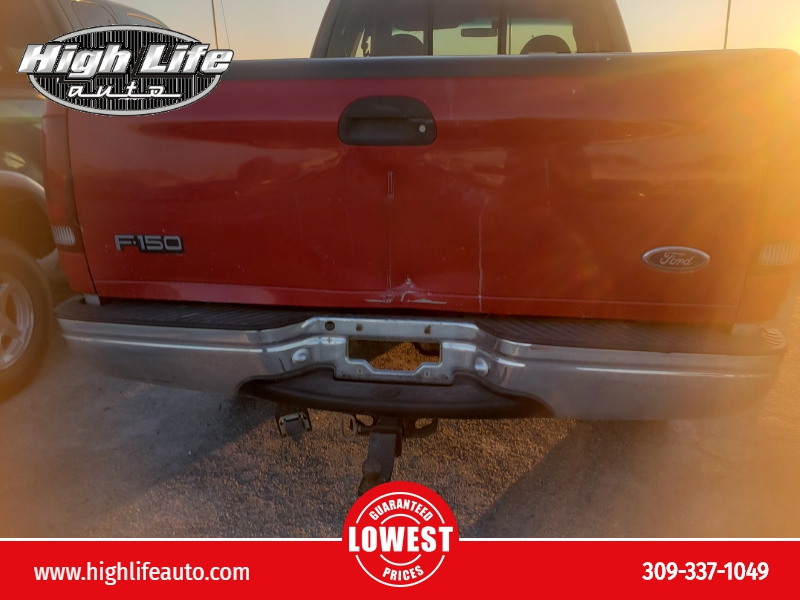 Ford F-150 1999 price $1,800